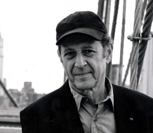 Composer Steve Reich
