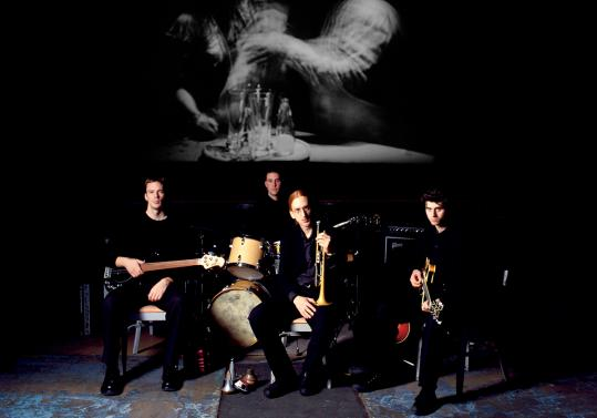 Aaron Trant&#8217;s After Quartet (above) will accompany the Boston premiere of &#8220;Nathan the Wise&#8217;&#8217; with a live performance of Trant&#8217;s score for the 1922 German silent. The Sept. 11 screening will take place at the Coolidge Corner Theatre.
