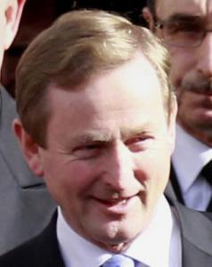 OUTRAGE Prime Minister Enda Kenny made a speech denouncing the &#8220;dysfunction, the disconnection . . . of the Vatican today.&#8217;&#8217;