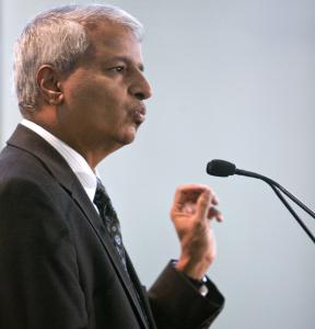 Gururaj Deshpande is the chairman of Chelmsford-based Sycamore Networks.