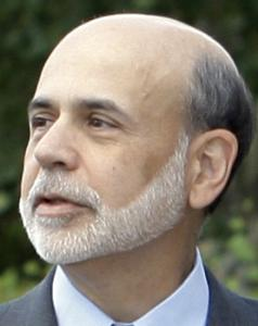 The Fed's chief, Ben Bernanke, stresses that the Fed compares the cost of policy steps, such as risk of inflation, to the benefits.