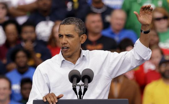 Americans have been hearing a lot from President Obama; on Labor Day, he discussed some of his jobs proposals in Detroit.
