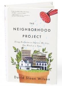 'The Neighborhood Project: Using Evolution to Improve My City, One Block at a Time,'