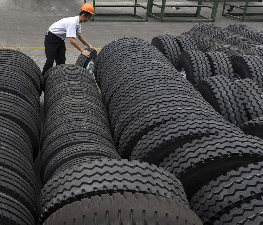 Chinese Tyres Mail: China Isn't A Big Threat To The US