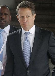 Treasury chief Timothy Geithner attended the meeting, seen as an indication of growing US concerns over the debt crisis.