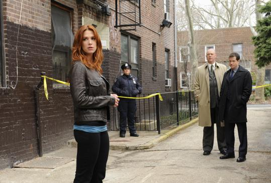 Poppy Montgomery stars as a former detective who recalls everything in her past.