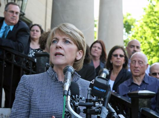 Attorney General Martha Coakley said companies must do more to protect the personal data in their files.
