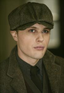 "Michael Pitt plays wounded WWI vet Jimmy Darmody in ""Boardwalk Empire.''"