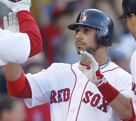 Even as the Red Sox stumble in September, Mike Aviles has been one bright spot, taking advantage of his opportunity.