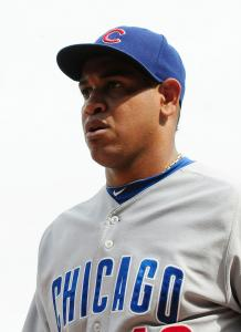 C. MARMOL Blows 10th save