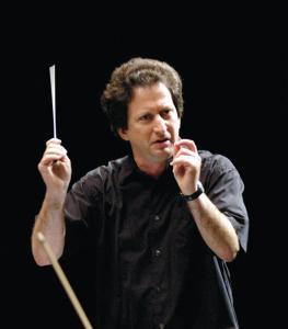 Music director Steven Lipsitt