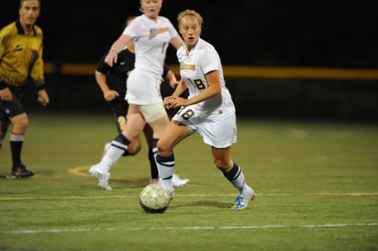 Jenn Pino has goals for herself and the team.