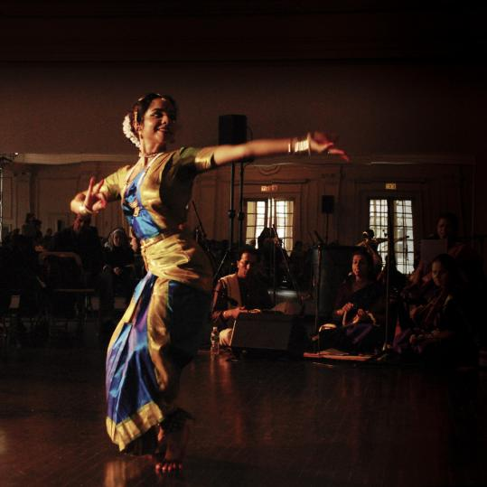 "Malini Srinivasan will perform ""Love Songs of the Dark Lord'' Saturday at Wellesley College."
