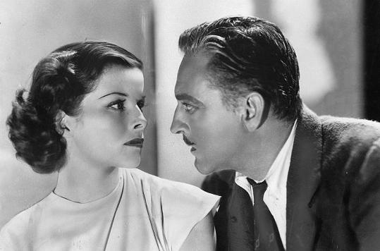 "A star was born in ""A Bill of Divorcement'' with Katharine Hepburn and John Barrymore."