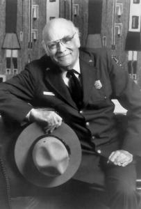 Mr. Kennedy led the National Park Service from 1993 to 1997.