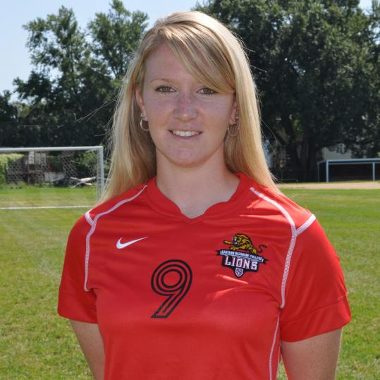 Kara Webber of Eastern Nazarene had 6 goals and 5 assists in 4 games.