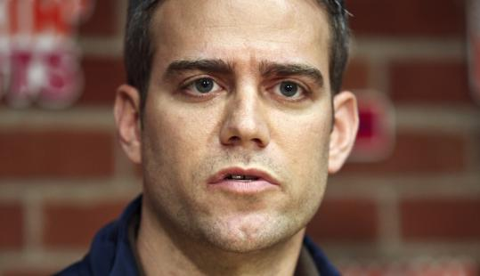 After nine years (and two titles) with the Red Sox, Theo Epstein may want a new challenge.