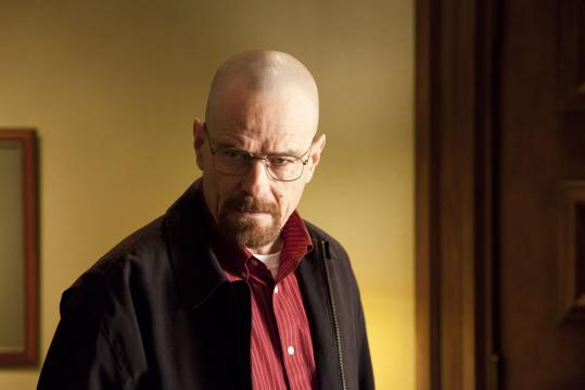 "Bryan Cranston is Walter White of ""Breaking Bad.''"
