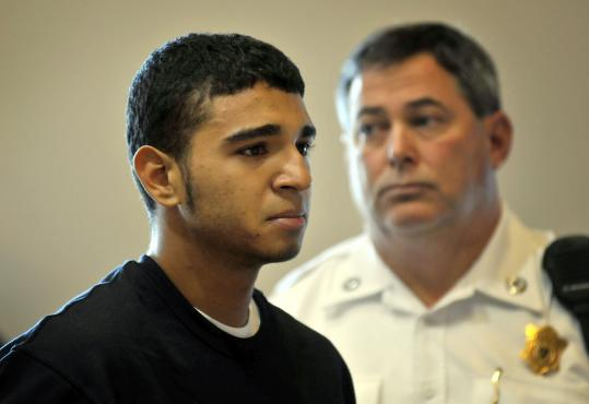 Andrew Morales was ordered to undergo a psychiatric evaluation.