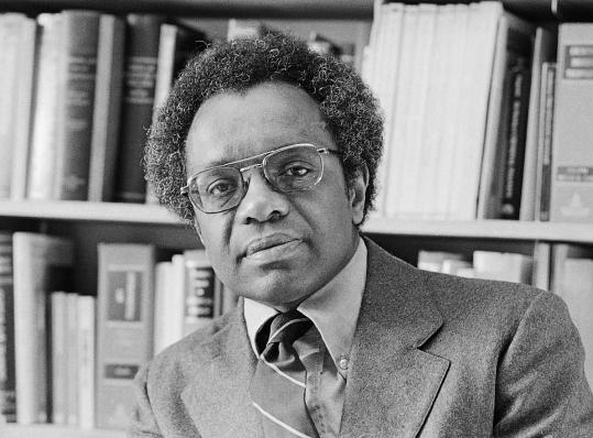 "Professor Bell was a pioneer of ""critical race theory,'' legal scholarship that explores how racism is embedded in laws and legal institutions."