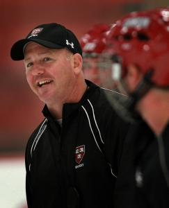 After a rough winter that included seven straight losses, coach Ted Donato guided the Crimson to the second round of the ECAC playoffs.