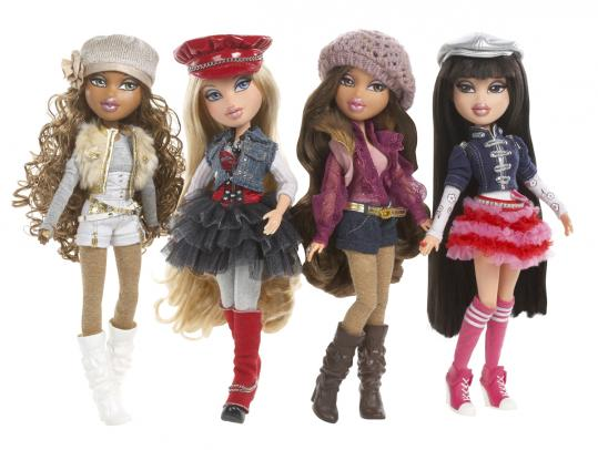 MGA, which makes the pouty-lipped Bratz dolls, filed its antitrust suit against Mattel in February.