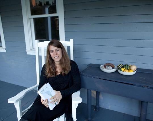 Westford resident Marcella Pixley will unveil her new book tomorrow.