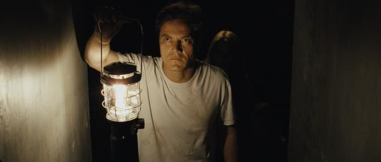 "Michael Shannon's character in ""Take Shelter'' is a down-to-earth but mysteriously troubled man."