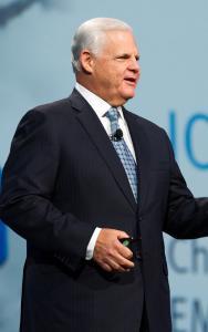 Joseph M. Tucci is EMC's chief executive.