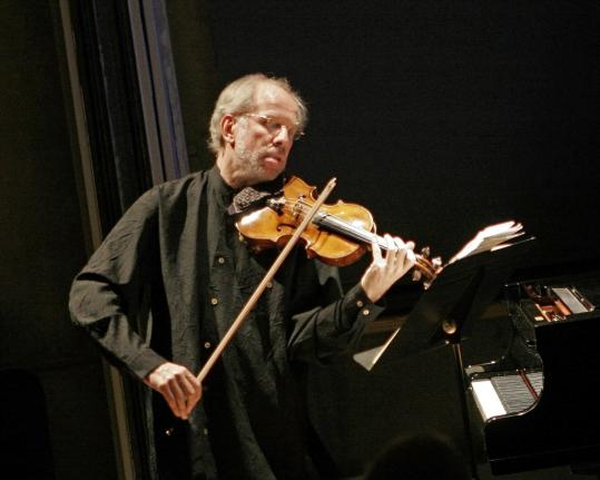 """We all are surrounded and often 'fooled' by the powerful music industry,'' wrote Gidon Kremer."