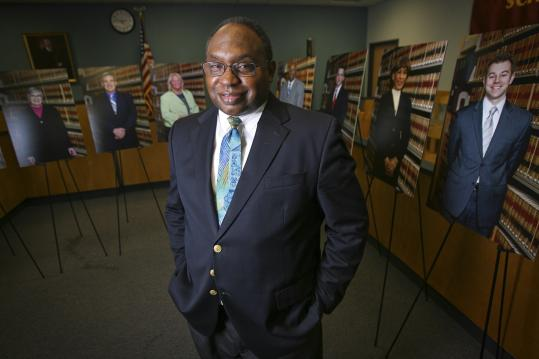 Dean Robert V. Ward Jr. cited poor health as a reason for leaving the $200,000-a-year job leading the law school.