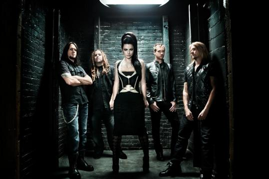 """I think you could hear one of these songs and go, 'Oh yeah, that's Evanescence,' '' says Amy Lee of the band's new album."