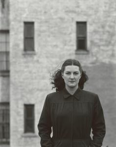 """Harry Callahan at 100'' features many portraits of the photographer's wife, Eleanor."