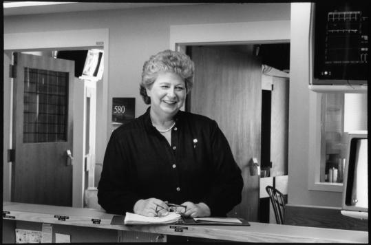 Joyce C. Clifford established primary nursing at Beth Israel.