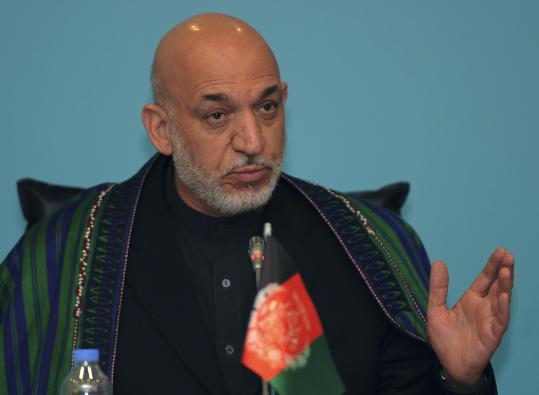 President Hamid Karzai has said that replacing the private companies is an important step toward Afghan sovereignty.
