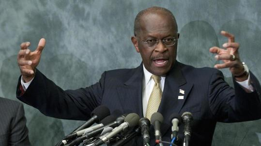 Republican presidential candidate Herman Cain has lately all but ignored Iowa and New Hampshire, which will hold the first nominating contests in January.