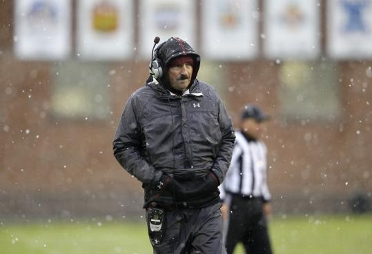 Frank Spaziani knows his team must win out if they want to play in a 13th straight bowl game.