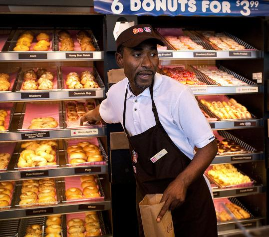 Dunkin&#8217; Brands went public in July. It owns Baskin-Robbins.