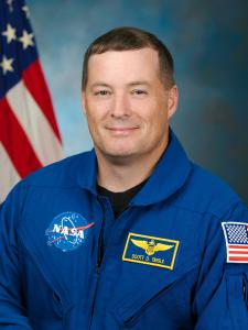 Scott Tingle has achieved his dream to be an astronaut.
