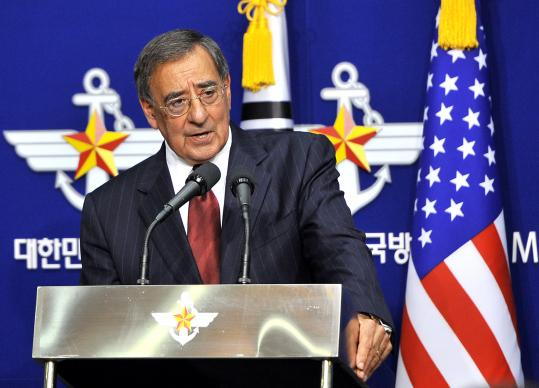 Defense Secretary Leon Panetta is under orders to cut the Pentagon budget by $450 billion over the next decade.