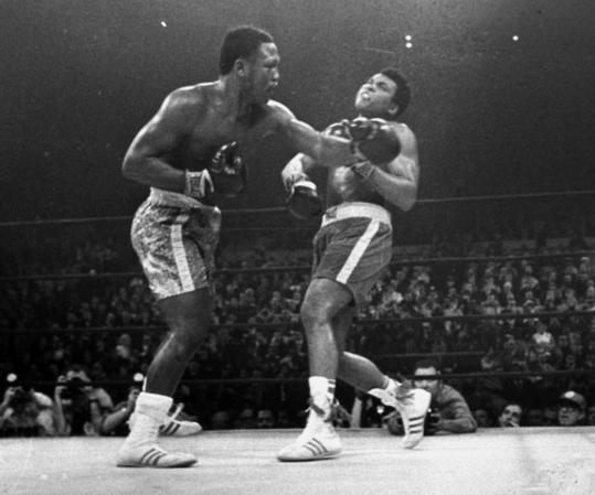 Despite beating Muhammad Ali in 1971 to kee