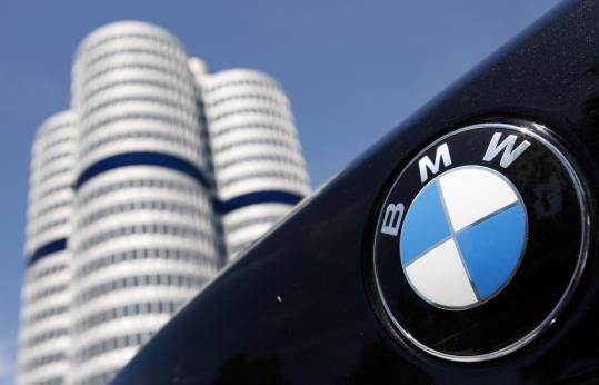 BMW said it will increase its hybrid lineup next year to four vehicles with variants of the 3- and 5-Series sedans.