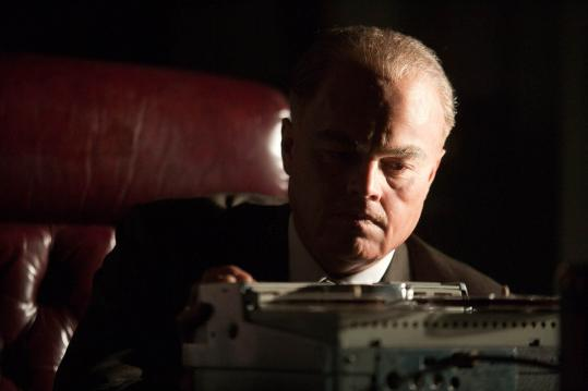 "Leonardo DiCaprio stars as J. Edgar Hoover in the Clint Eastwood-directed drama ""J. Edgar.''"