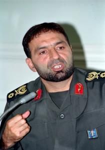 Iran's Hasan Moghaddam helped develop missiles.