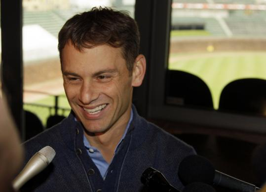 Jed Hoyer can work with a bigger budget than he had in San Diego.