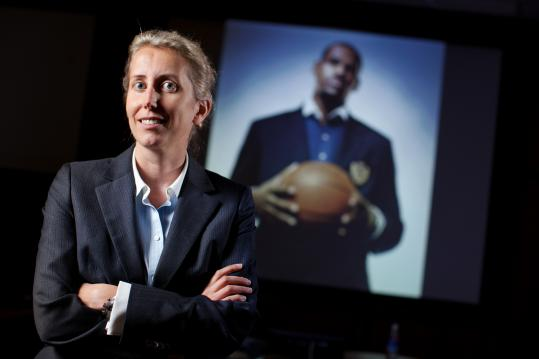 Anita Elberse, a former soccer player and now a professor at Harvard Business School, uses case studies to explore celebrity marketing choices.
