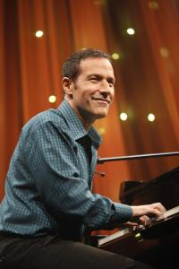 """The thing about being an instrumentalist at Christmas is that you can play so many songs that really don't lend themselves to being covered,'' says Jim Brickman of his holiday music."
