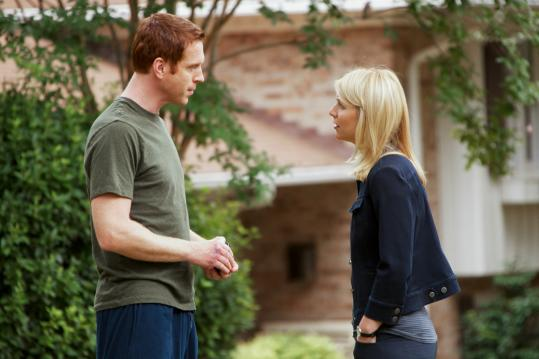 "Damian Lewis and Claire Danes star in ""Homeland,'' one of the better new shows on TV, according to both critics and viewers."