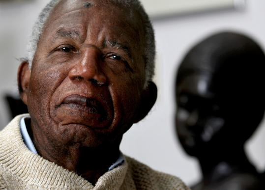 Chinua Achebe, Nigerian-born novelist and poet, turned down a national honor over the failings of his nation.