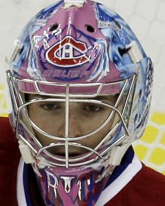 CAREY PRICE2d straight shutout
